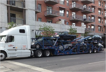 Car Shipping Image