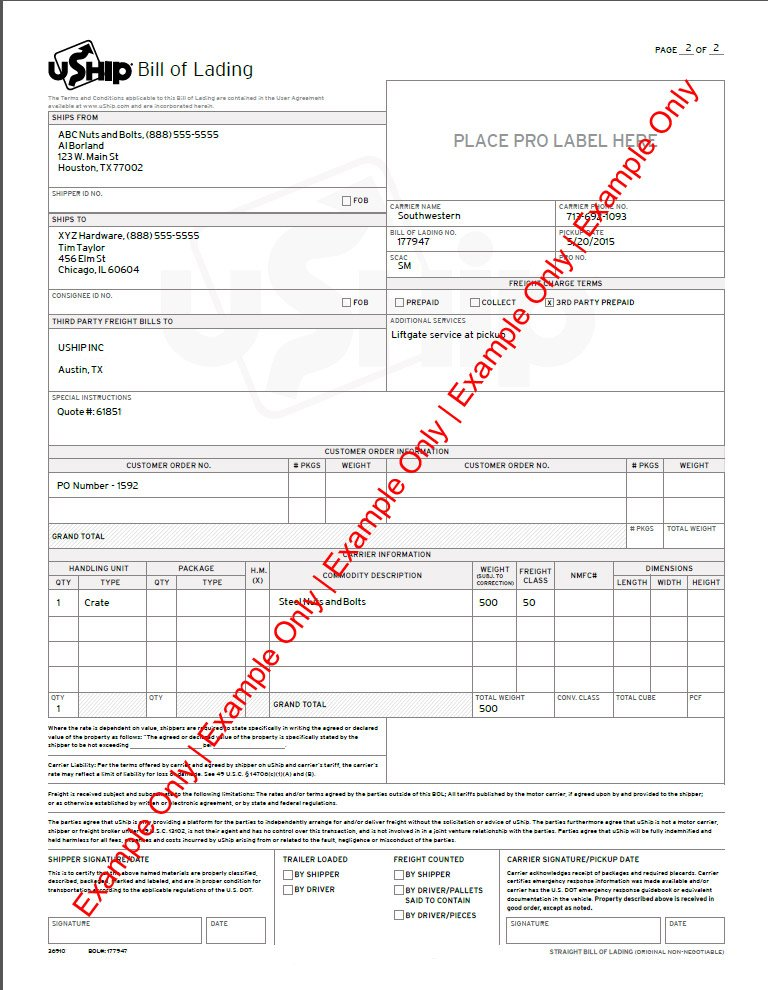 template transport invoice format template ideas trucking auto