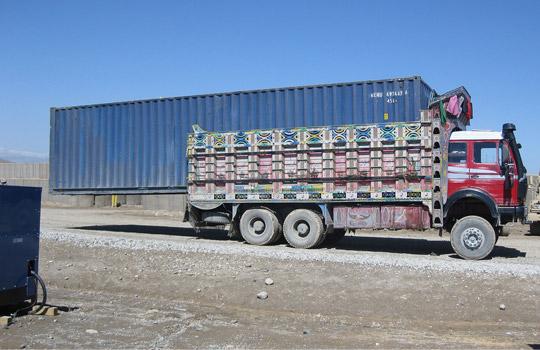 Freight Fail Afghanistan Edition