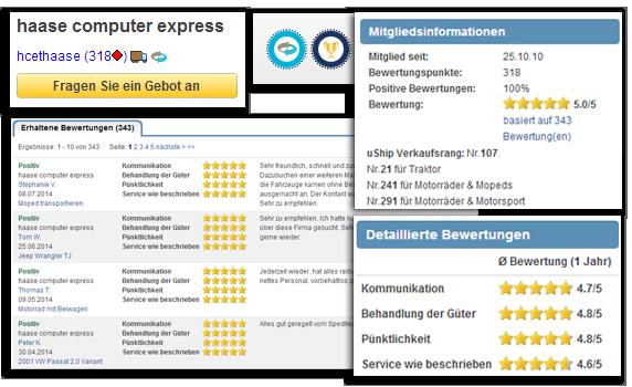 transport company profile