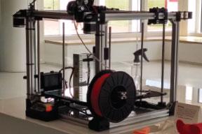 Fusion3 3D printer